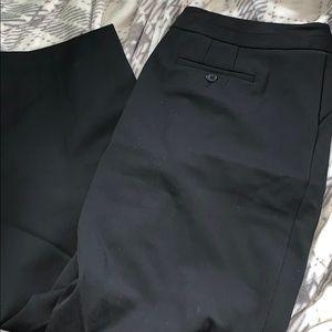 Talbots Black petite pants size 12